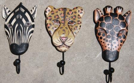 African Hook Set
