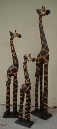 Giraffe - 60cm