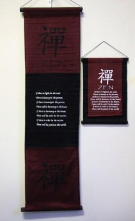 Affirmation Hanger