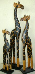 Giraffe - 30cm