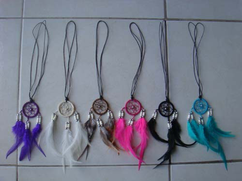 Dream Catcher Neckpiece