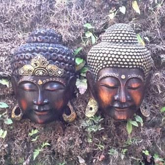 Buddha Mask Set
