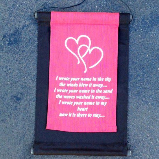 Affirmation Banner sml