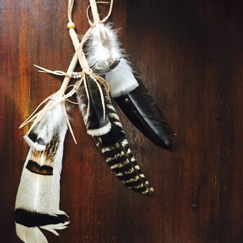 SMUDGING FEATHER i4b