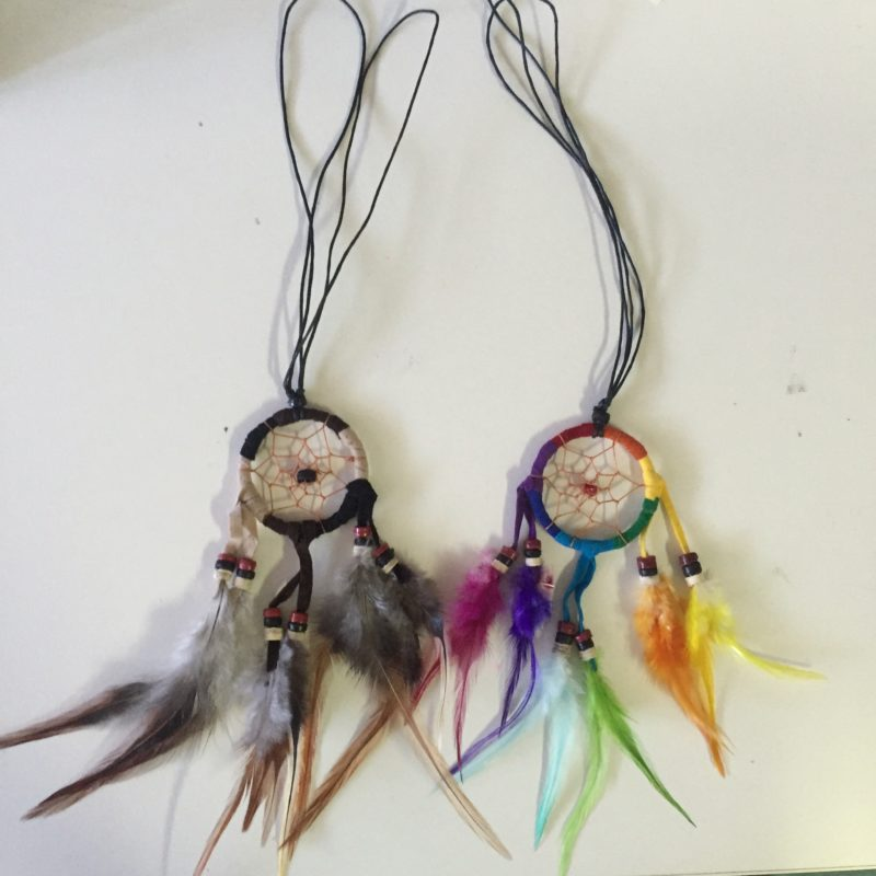 DREAMCATHCHER NECKLACE