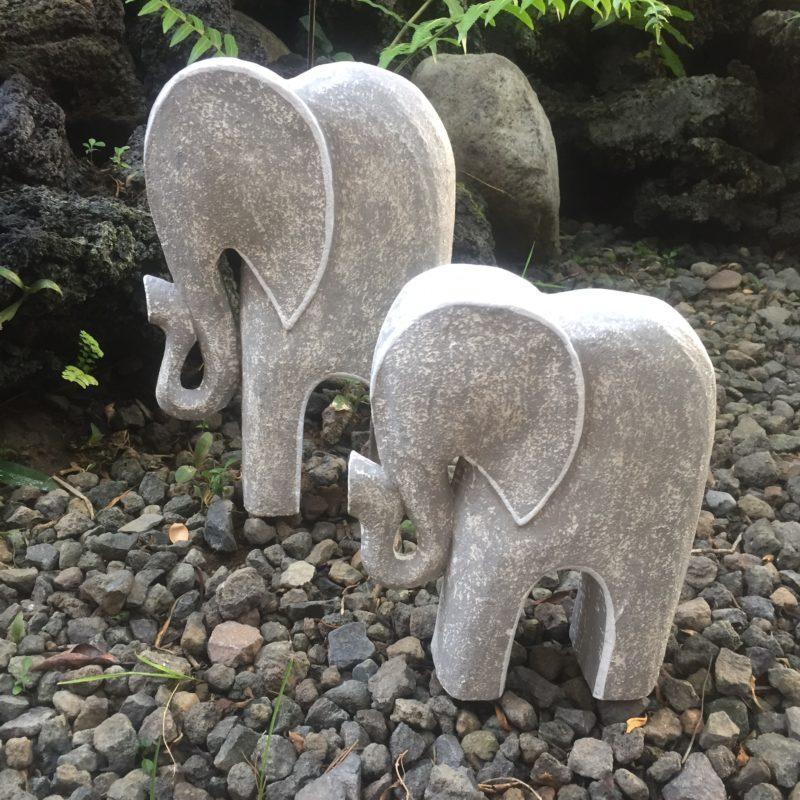 SET 2 ELEPHANTS BH6A