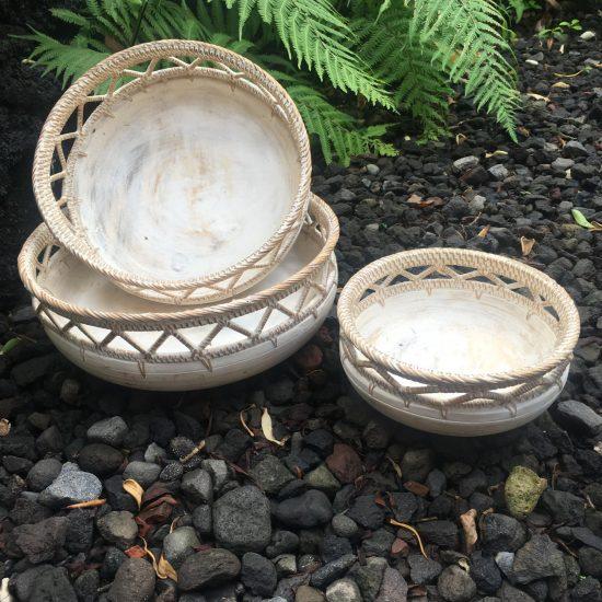 Round bowls JE41