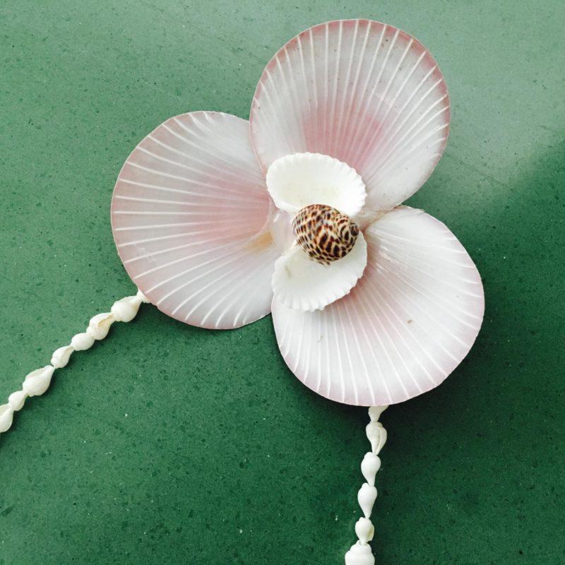 Shell garland WC22