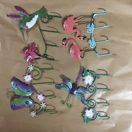 Hook mixed set birds pack 4