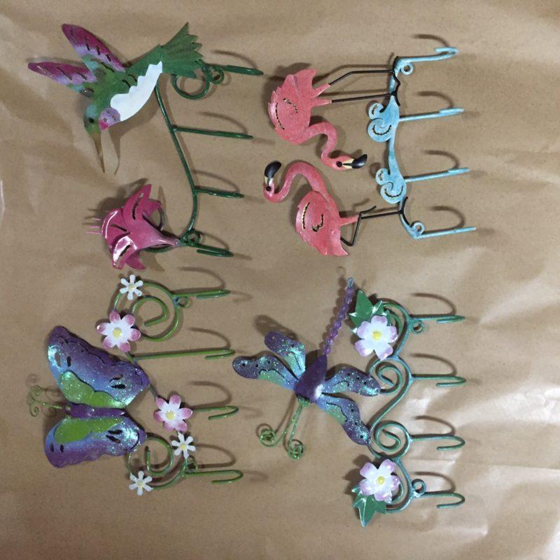Hook mixed set birds pack 4