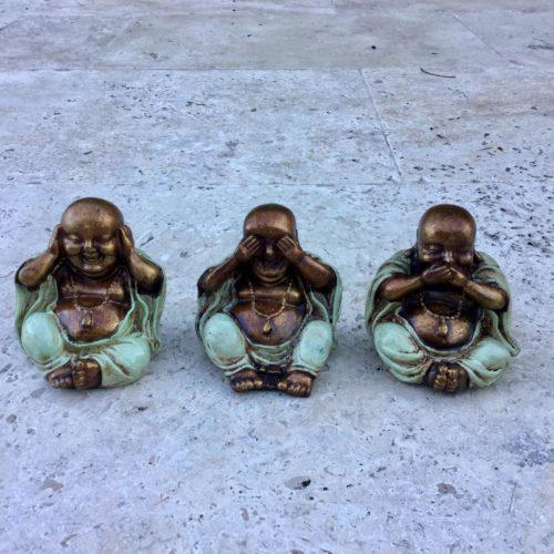 BUDDHA H/S/S SAGE
