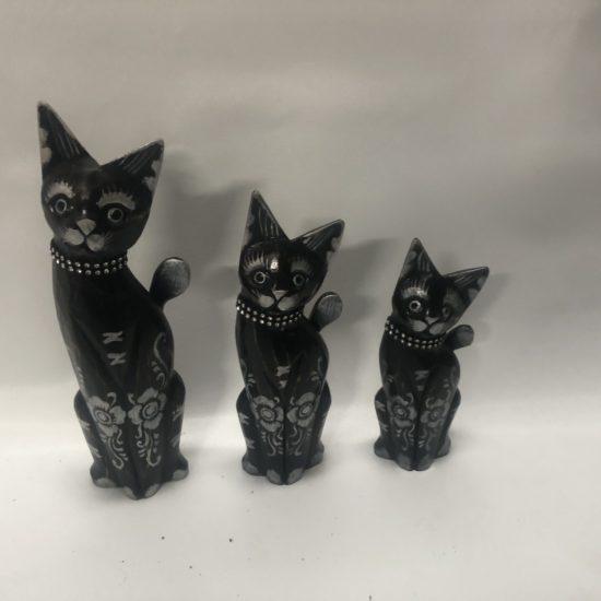 SML SET 3 CATS B/S