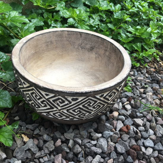 TRIBAL BOWL AZTEC