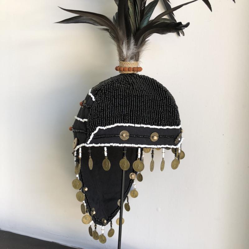 BLACK WARRIOR HAT