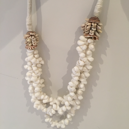 Shell necklace JN5
