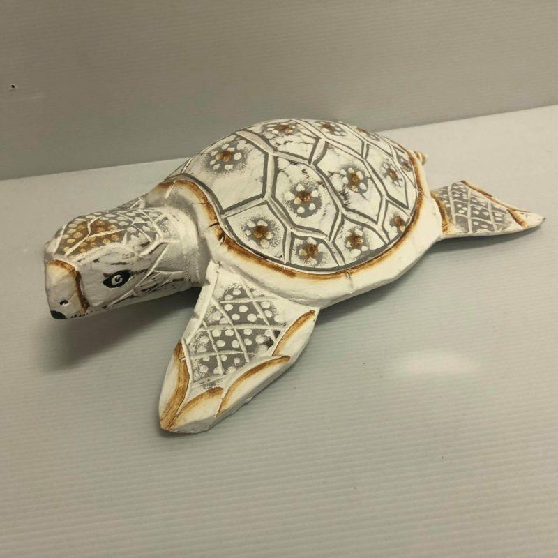 white was turtle 27cm